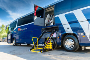 Accessible coach hire