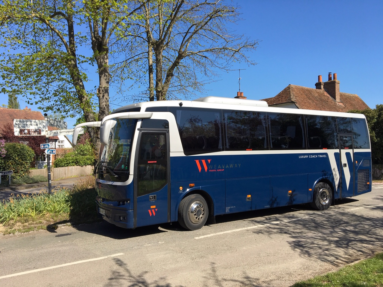 34 seat luxury mini-coach hire